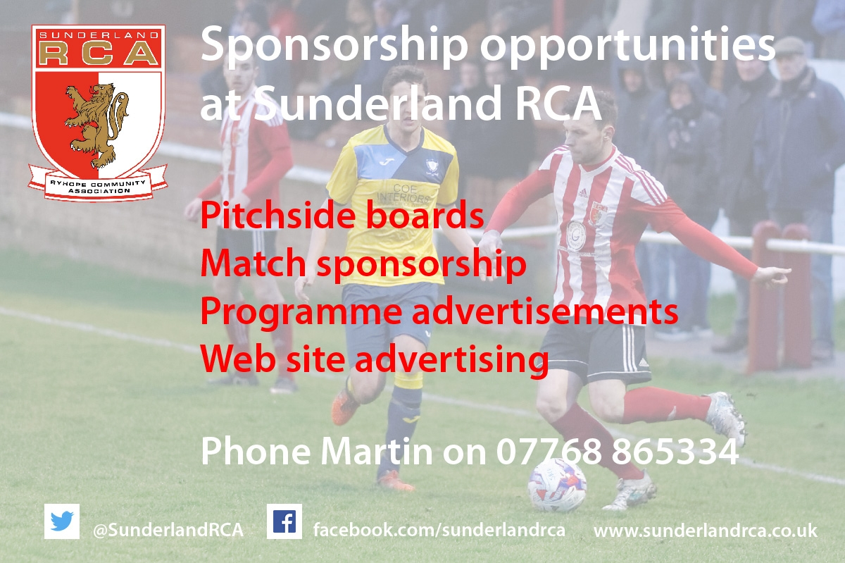 Sponsorship opportunities advertisement